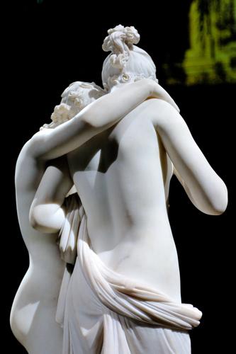 Il giardino di Amore e Psiche a Milano. Labirinto di grazie a Palazzo Marino
