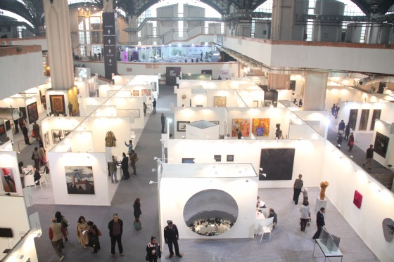 Christie's supporterà l'India Art Fair nel 2013