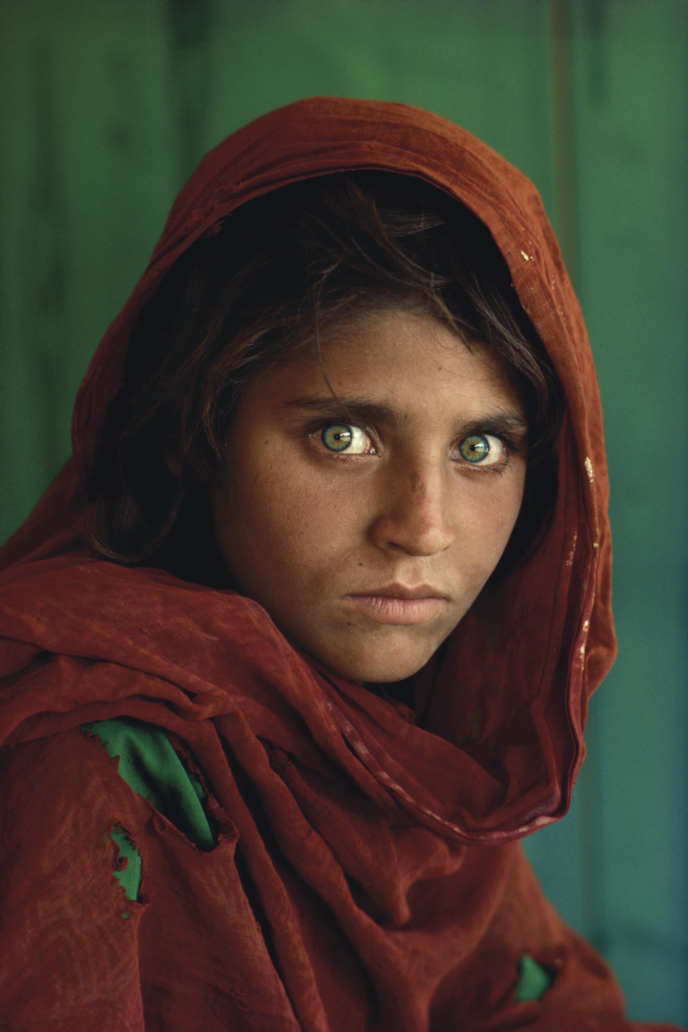 Record per Steve McCurry nell'asta della collezione National Geographic