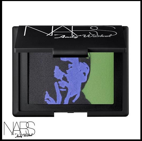 Andy Warhol Pop art make up by NARS Cosmetics