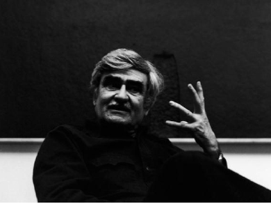 """Alberto Burri con """"Opera al nero"""" alla Galleria dello Scudo"""