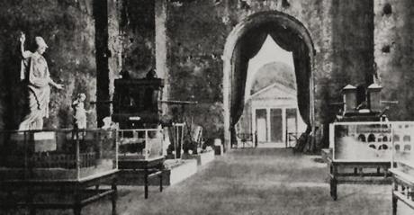 Riapre la Sala XI delle Terme di Diocleziano