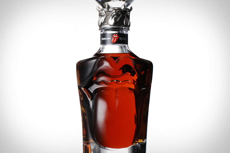 Rolling Stone whisky Limited edition by Suntory