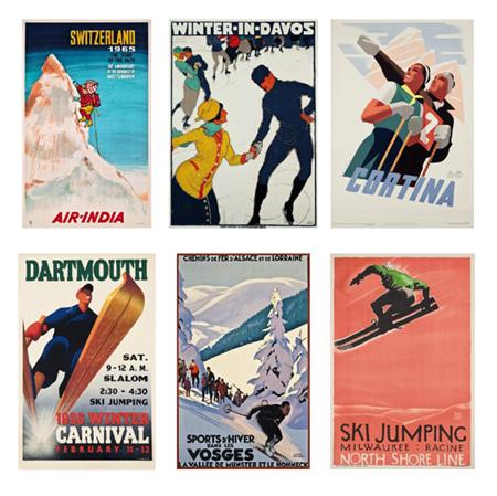 In arrivo da Christie's l'asta dedicata allo sci