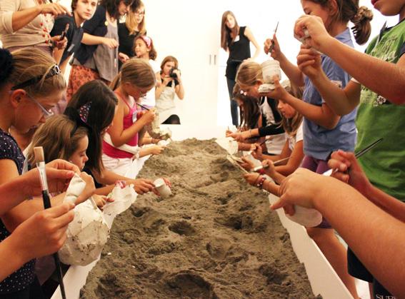 Archeologia del 6000 al Museo in erba