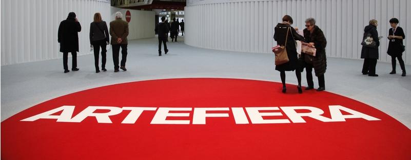 """Report su """"Arte Fiera 2013"""" a Bologna"""