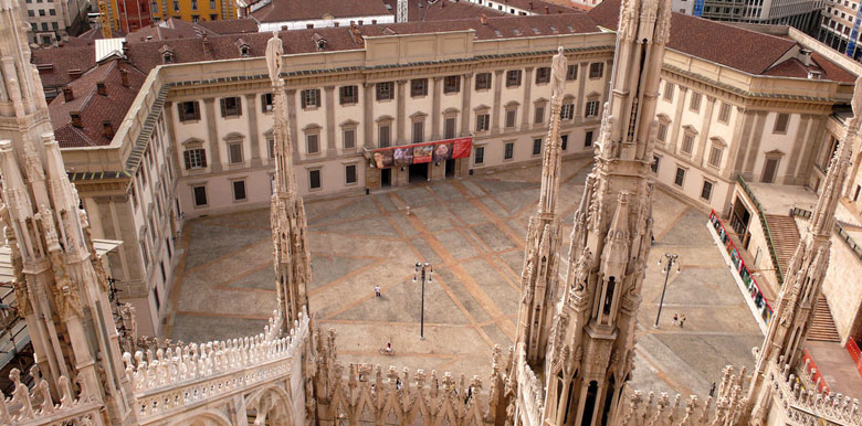 Milano –  Confronto e seduzione a Palazzo Reale
