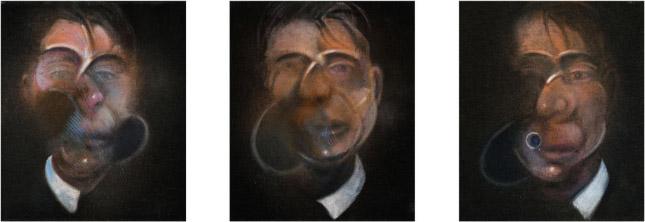 In asta a Febbraio da Sotheby's un trittico di Bacon