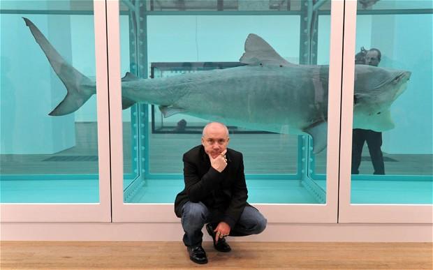 Record di visitatori alla Tate grazie a Hirst