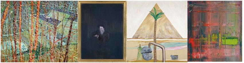 Settimana di arte del dopoguerra e contemporanea da Christie's