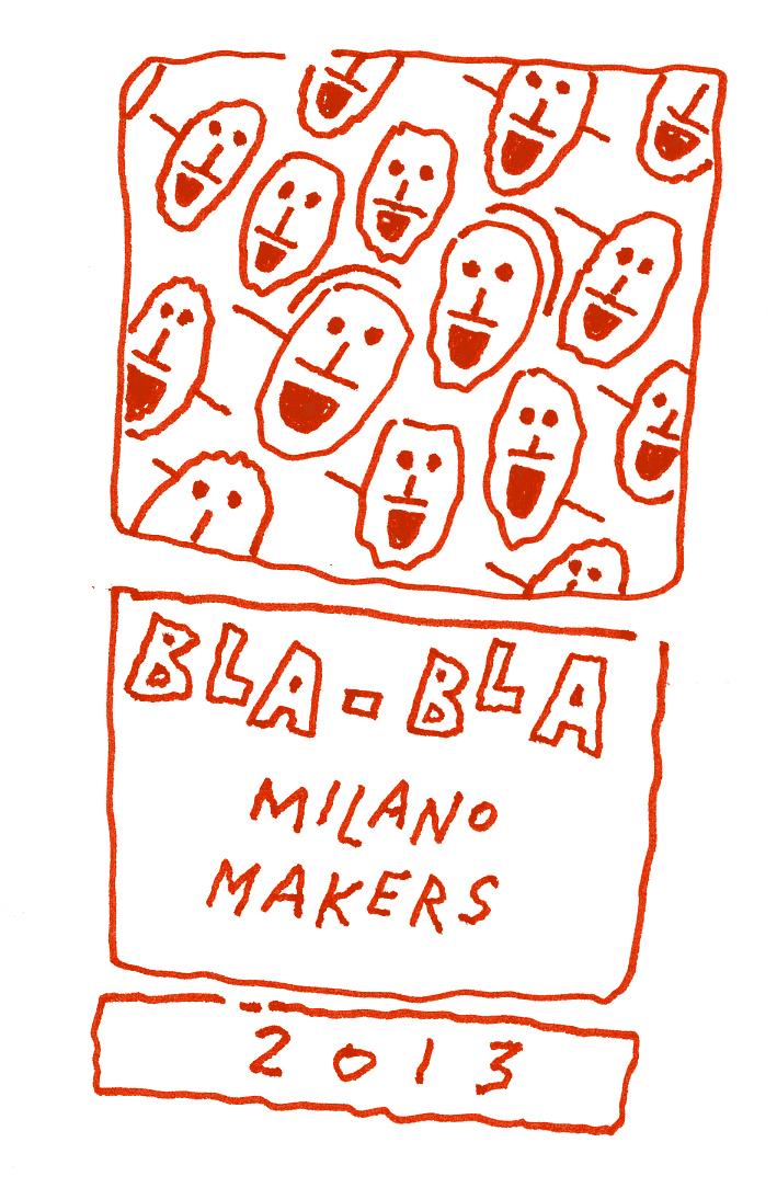 """""""Bla Bla"""" alle Officine Creative Ansaldo di Milano"""