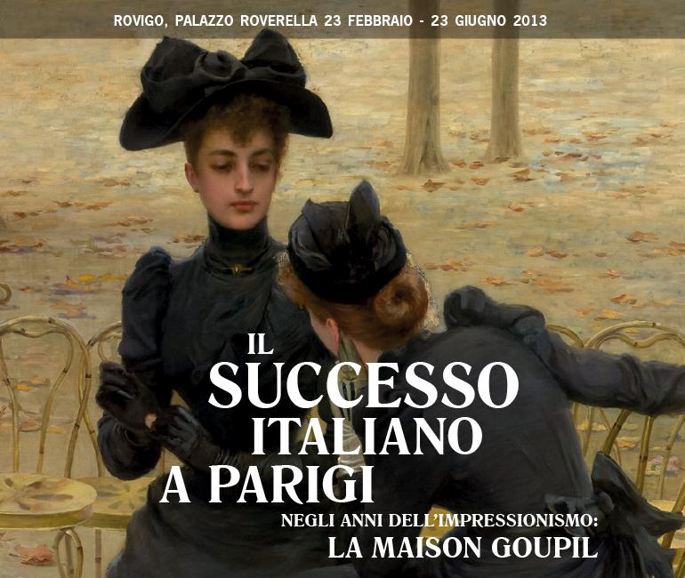 Notturni d'Arte a Rovigo con la Maison Goupil