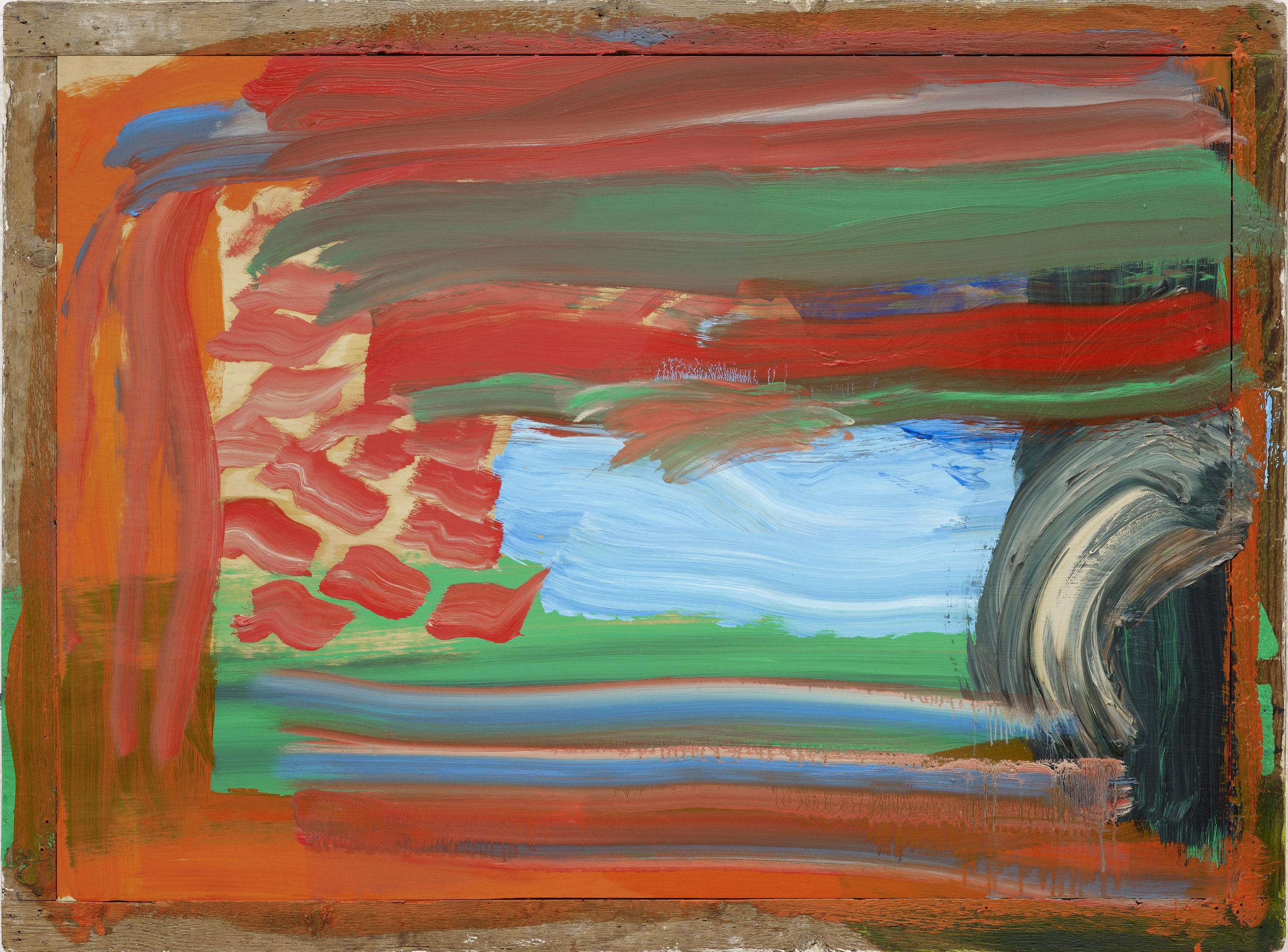 Arriva Howard Hodgkin alla Gagosian Gallery di Roma