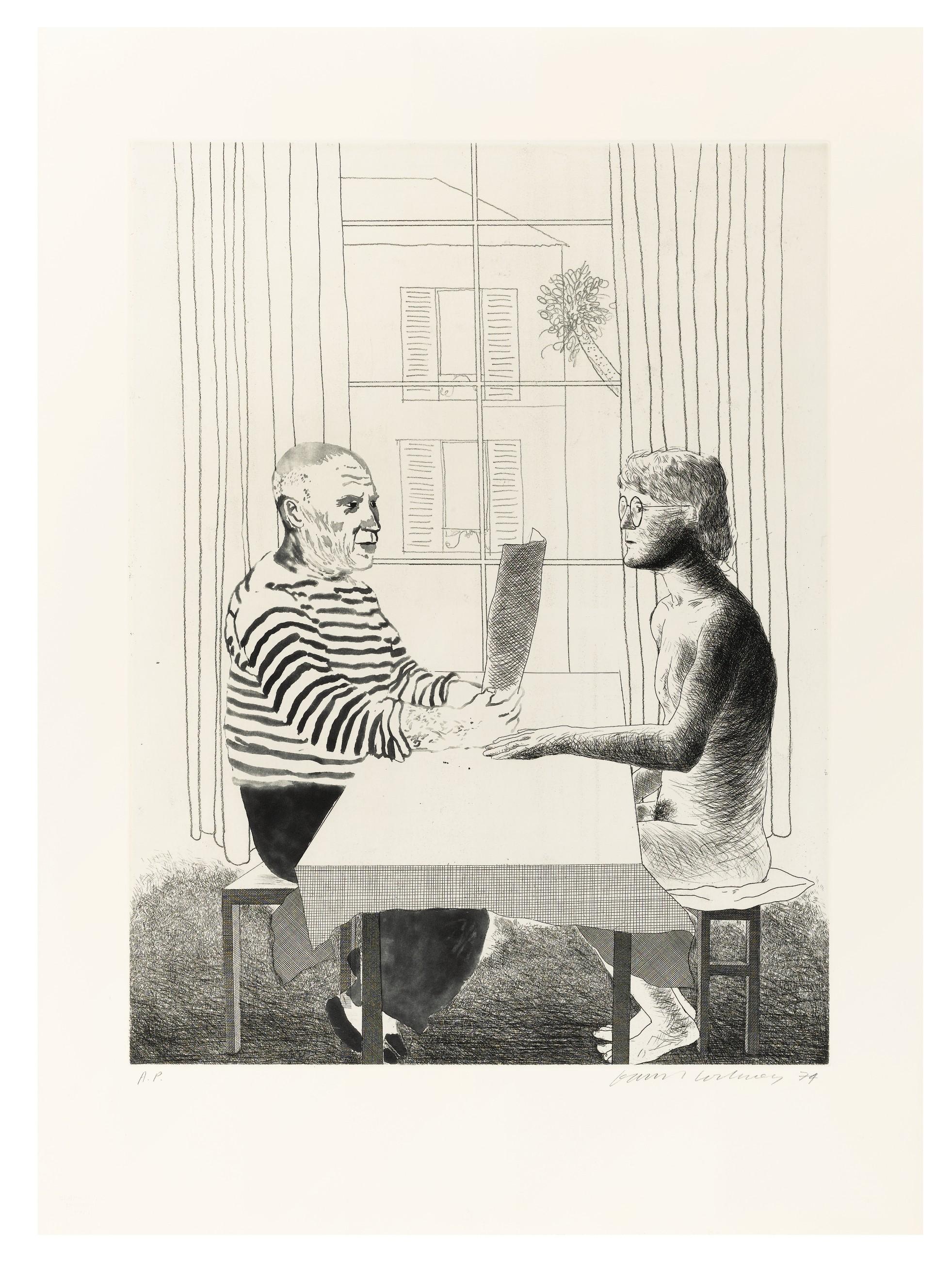 Da Sotheby's a Parigi l'asta della Collezione di Aldo Crommelynck