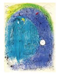 "Silverio Salamon inaugura ""Marc Chagall, Parigi"""