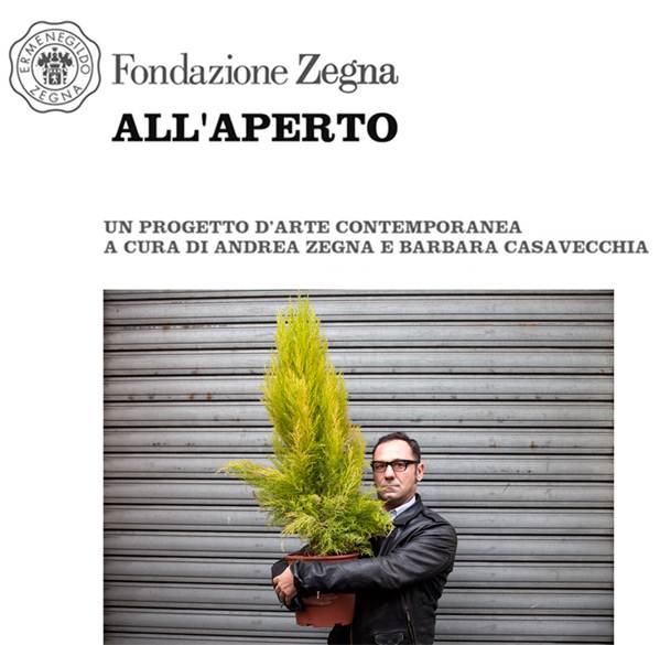 Marcello Maloberti per ALL'APERTO 2013