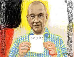 La geniale misoginia di Georg Baselitz