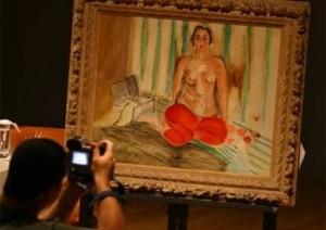 Il Matisse rubato torna al Museo di Caracas