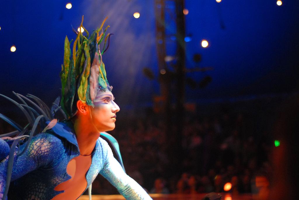 """Cirque du Soleil, """"Totem"""" a New York"""