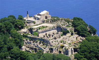 Capri – Riapre la Villa dell'imperatore Tiberio