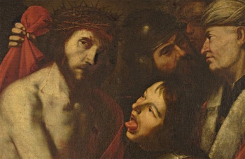 """Un inedito """"Cristo deriso"""" di Ribera da Dorotheum"""