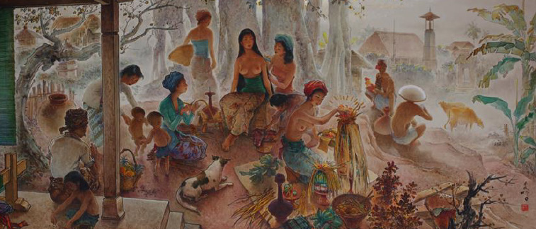 In asta da Sotheby's: Modern and Contemporary Southeast Asian Paintings
