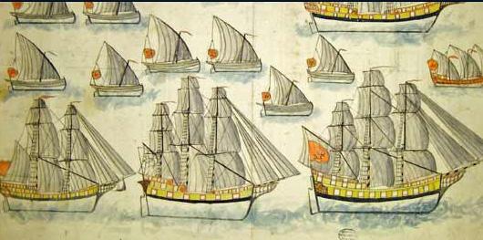 Navi e squeri veneziani alla Querini Stampalia
