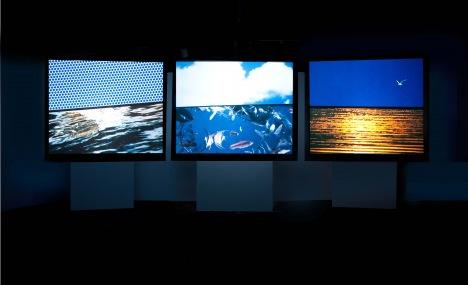 Film di Lichtenstein installato alla Tate Modern