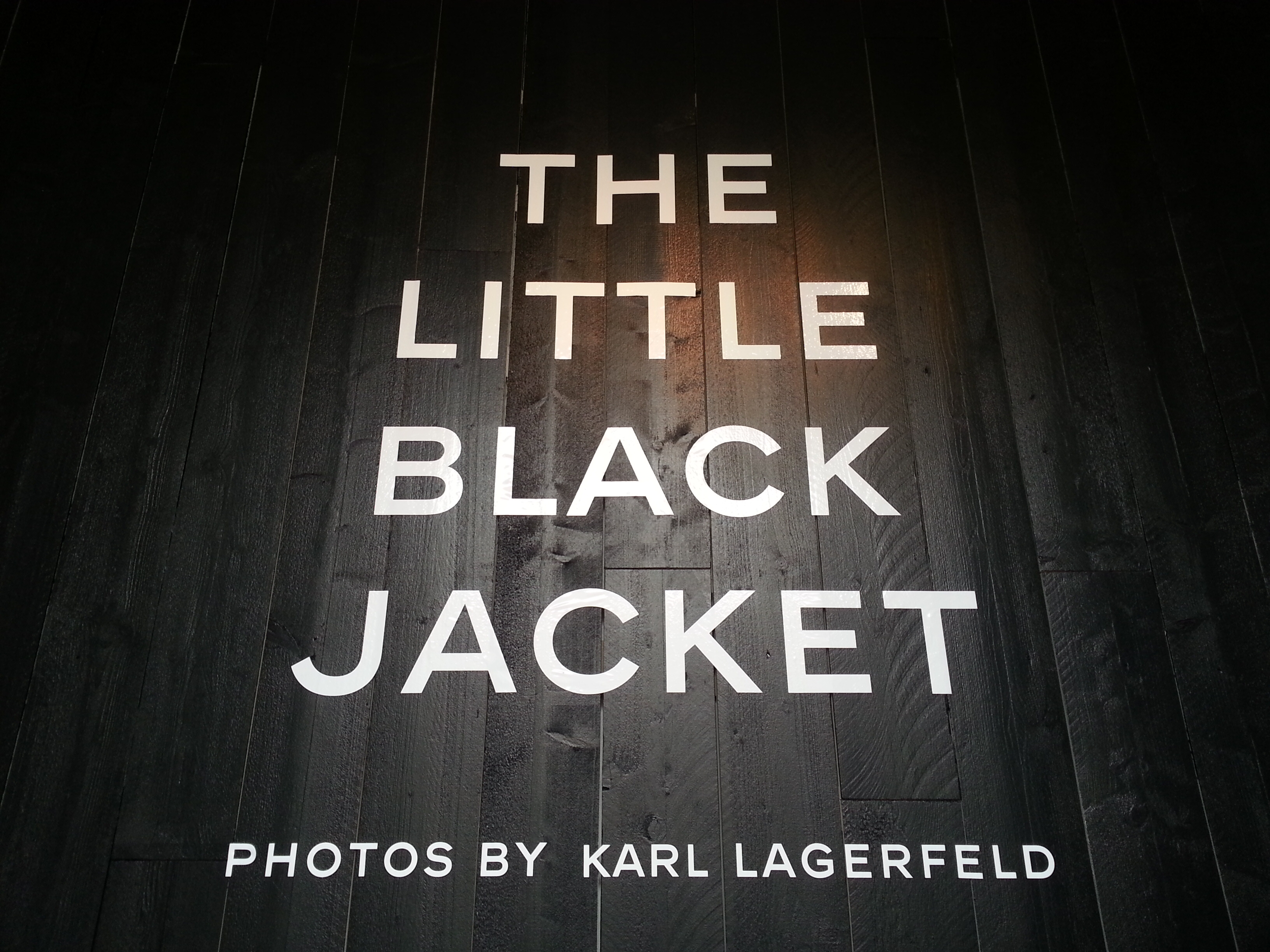 """""""The Little Black Jacket"""" – Una mostra fotografica by Chanel- Parte II"""