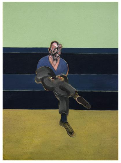 """Francis Bacon. """"Ritratto di Peter"""" da Sotheby's"""