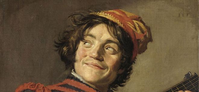 Frans Hals occhi negli occhi con Rembrandt, Rubens e Tiziano