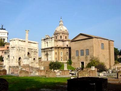 POST-CLASSICI al Foro Romano e al Palatino