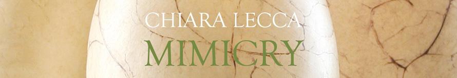 Mostra personale di Chiara Lecca, Premio d'Arte Rugabella