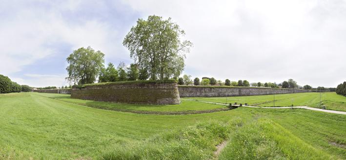 Le Mura di Lucca compiono 500 anni