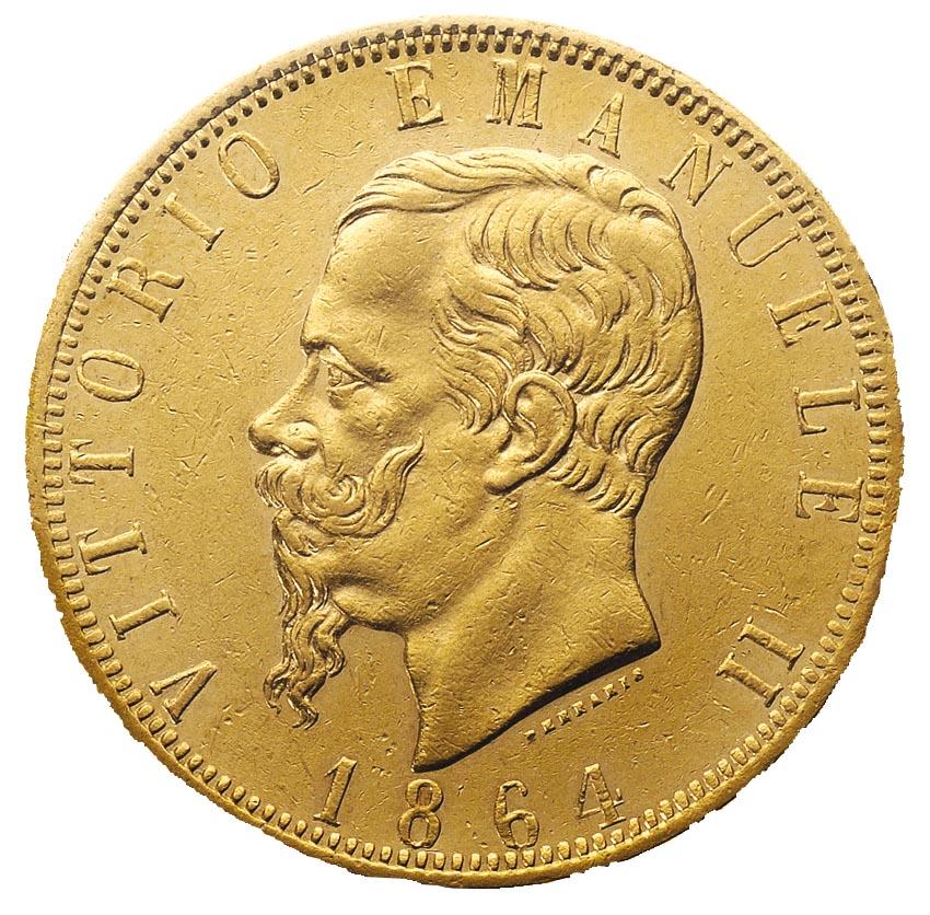 1,3 milioni di euro per l'asta di numismatica da Bolaffi
