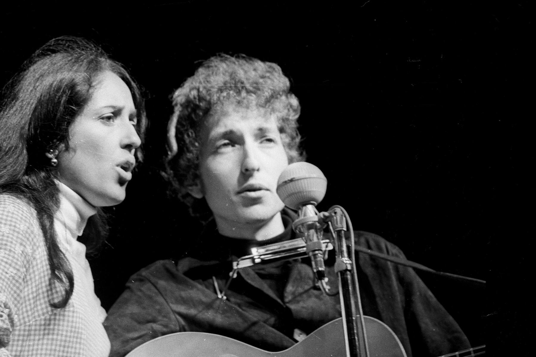 Bob Dylan fotografato da Joe Alper alla Wall Of Sound Gallery