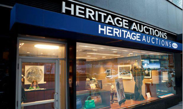 Heritage Auctions si espande a New York