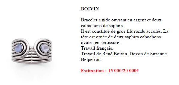 Asta di Bijoux da Tajan