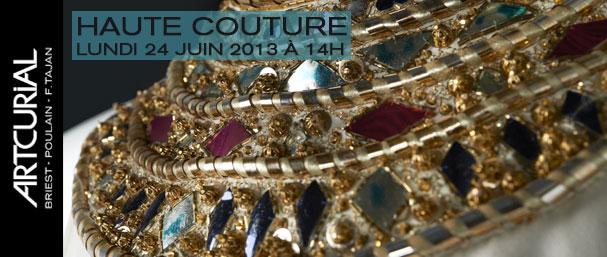 Haute Couture Vintage all'Hotel Drouot