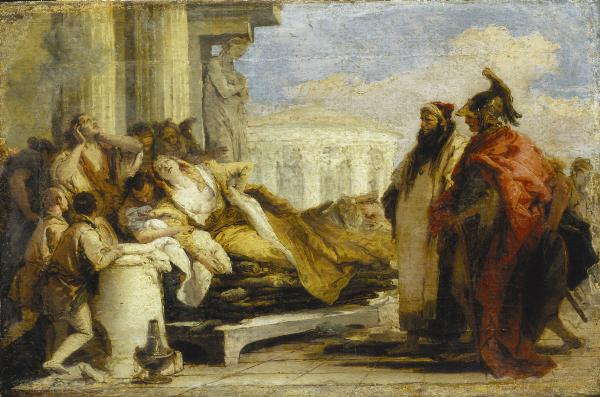Dido and Aeneas di Henry Purcell  alle Terme di Caracalla