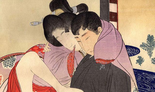 Arte erotica giapponese al British Museum