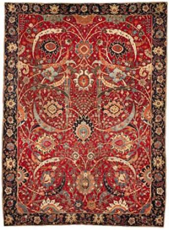 100% di venduto per i tappeti della collezione di William A. Clark