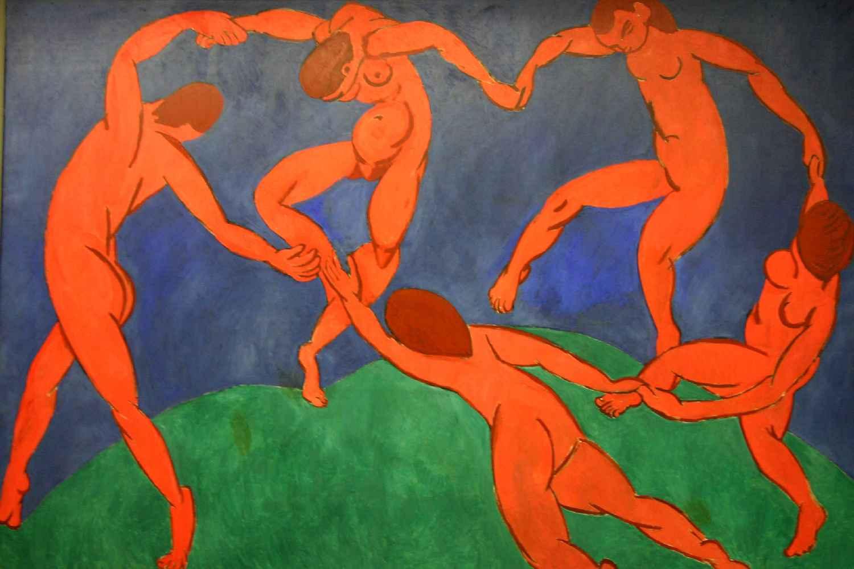 Matisse - La Danza, 1909