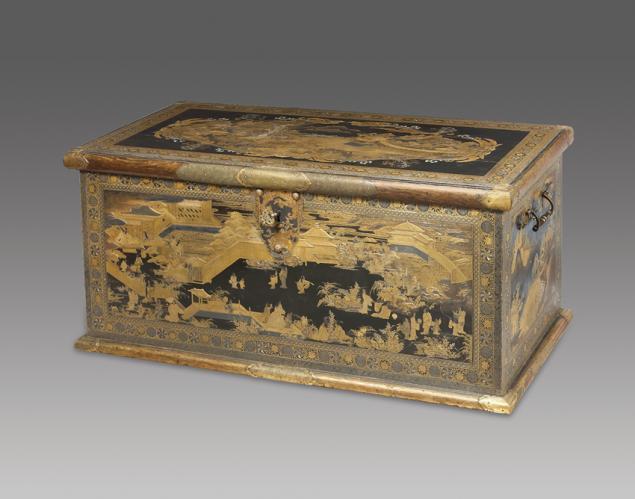 Il Rijksmuseum ha acquistato una cassa giapponese per 7.3 milioni €