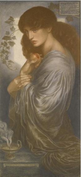 Proserpina da record: venduta per £3,2m l'opera di Dante Gabriel Rossetti