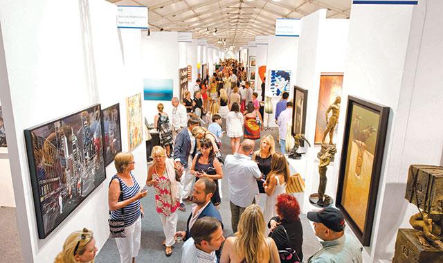 Collezionisti agli Hamptons: ecco la nuova meta fieristica estiva