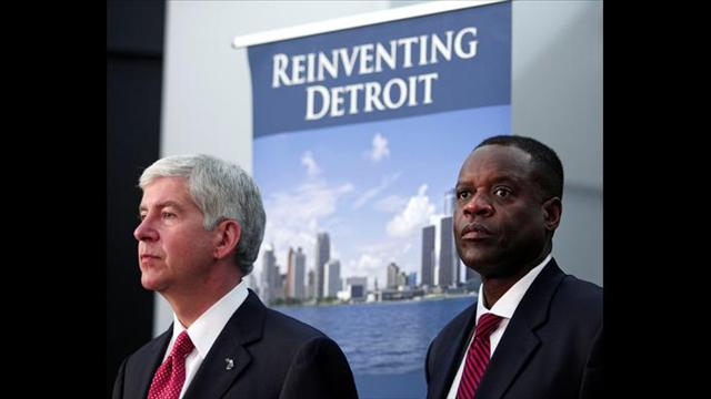 Detroit vende o non vende il tesoro d'arte?