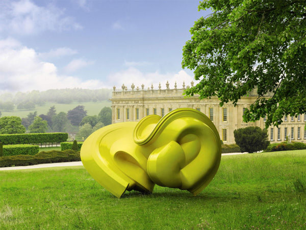Beyond Limits. Sotheby's a Chatsworth: sculture monumentali
