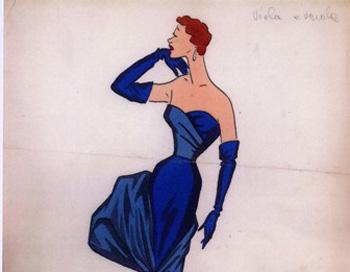 L'Alta Moda di Jole Veneziani rivive a Milano
