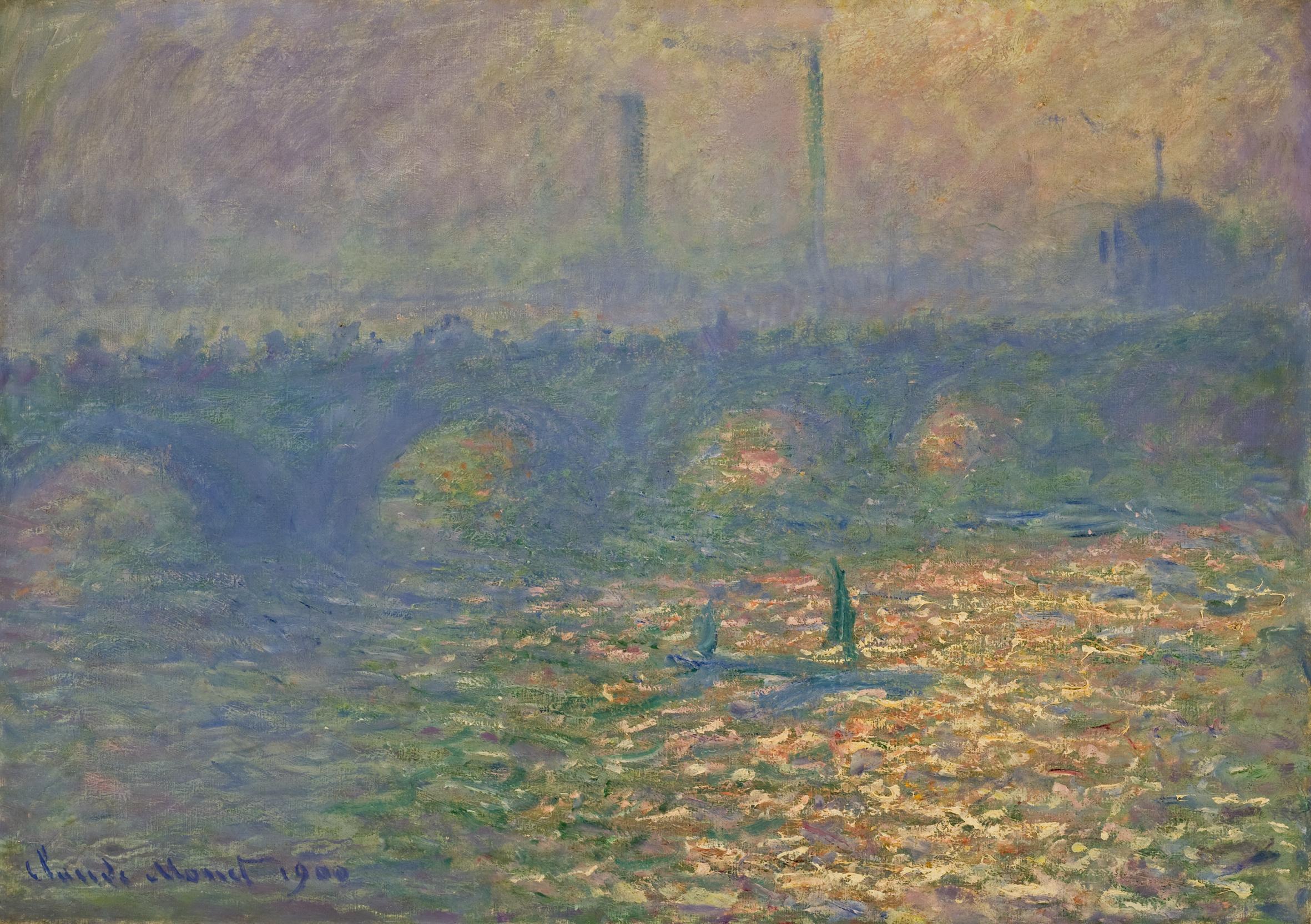 """Considerazioni critiche sulla mostra pavese """"Monet au coeur de la vie"""""""